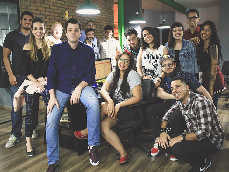 Equipe Degrau Publicidade e Internet